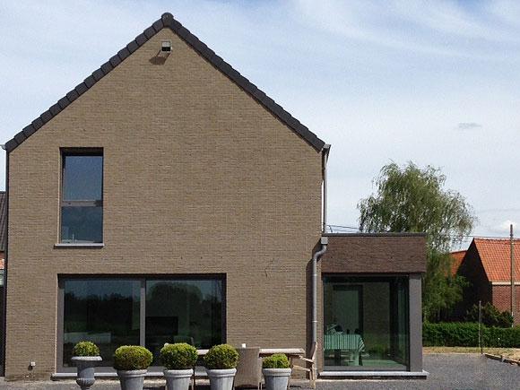 Votre maison tr s basse nergie avec abm architectes abm for Maison tres basse consommation